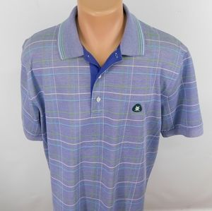 Brooks Brothers St Andrews Links polo. L
